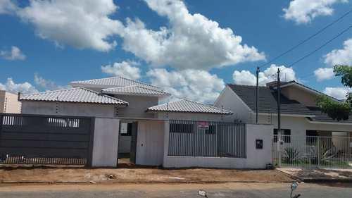 Casa, código 188 em Primavera do Leste, bairro Jardim Luciana