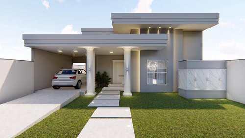 Casa, código 214 em Primavera do Leste, bairro Parque Eldorado