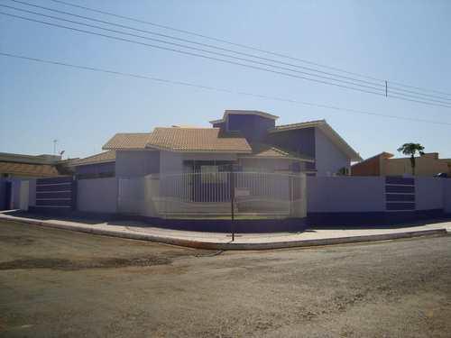 Casa, código 215 em Primavera do Leste, bairro Jardim Itália