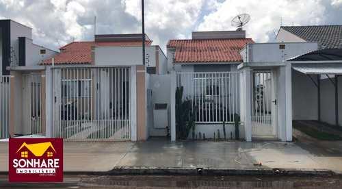 Casa, código 221 em Primavera do Leste, bairro Jardim Luciana