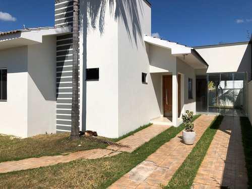 Casa, código 225 em Primavera do Leste, bairro Jardim Itália