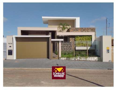 Casa, código 227 em Primavera do Leste, bairro Jardim Riva