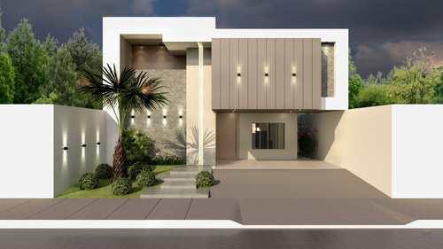 Casa, código 230 em Primavera do Leste, bairro Parque Eldorado