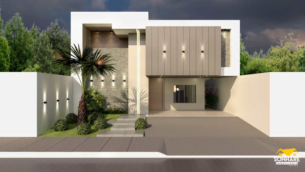 Casa em Primavera do Leste, no bairro Parque Eldorado