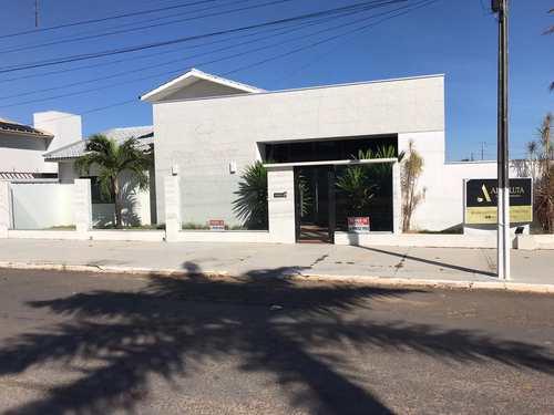 Casa, código 239 em Primavera do Leste, bairro Jardim Riva