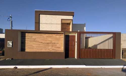 Casa, código 240 em Primavera do Leste, bairro Buritis III