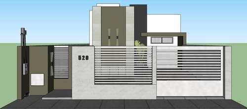 Casa, código 242 em Primavera do Leste, bairro Buritis IV