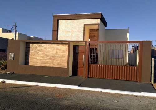 Casa, código 247 em Primavera do Leste, bairro Buritis III
