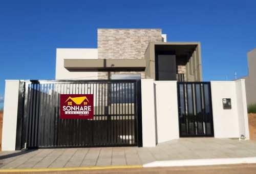 Casa, código 249 em Primavera do Leste, bairro Parque das Águas