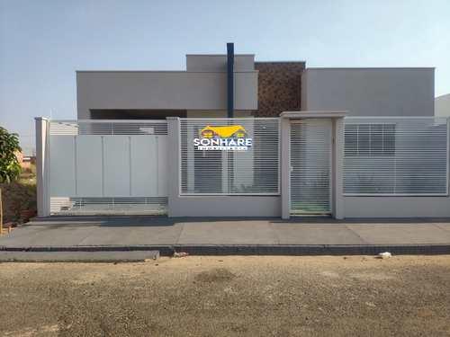 Casa, código 256 em Primavera do Leste, bairro Buritis III