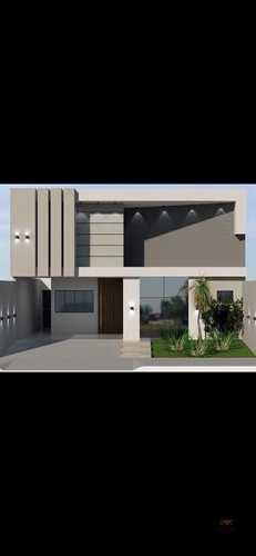 Casa, código 257 em Primavera do Leste, bairro Buritis III