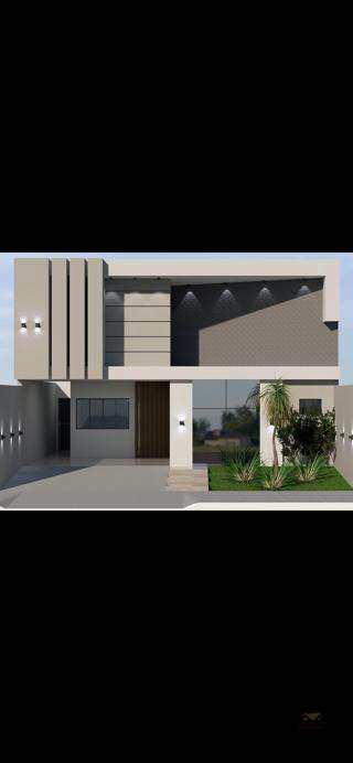 Casa em Primavera do Leste, no bairro Buritis III