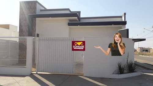 Casa, código 258 em Primavera do Leste, bairro Buritis IV