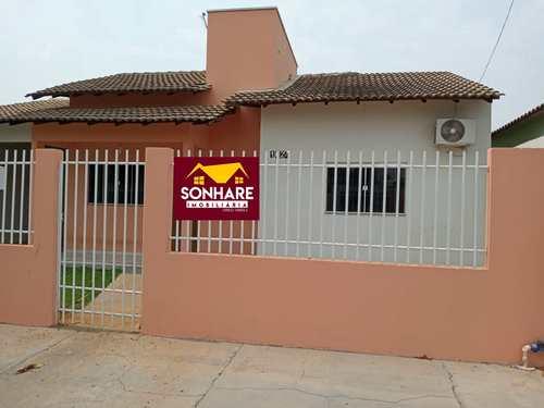 Casa, código 269 em Primavera do Leste, bairro Buritis V