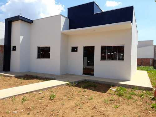 Casa, código 286 em Primavera do Leste, bairro Poncho Verde