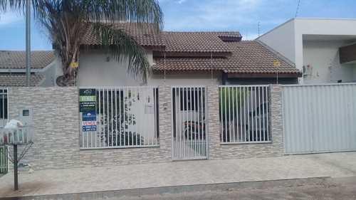 Casa, código 294 em Primavera do Leste, bairro Buritis II