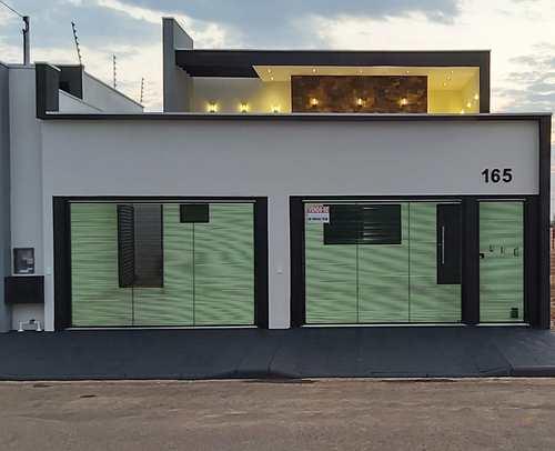 Casa, código 299 em Primavera do Leste, bairro Parque das Águas