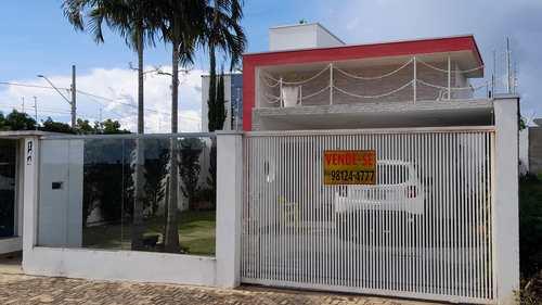 Casa, código 300 em Primavera do Leste, bairro Parque das Águas