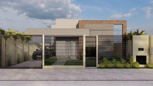 Casa, código 307 em Primavera do Leste, bairro Buritis V