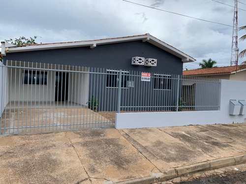 Casa, código 318 em Primavera do Leste, bairro Cristo Rei