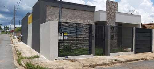 Casa, código 319 em Primavera do Leste, bairro Poncho Verde LL