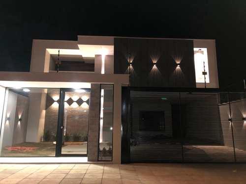 Casa, código 333 em Primavera do Leste, bairro Parque Eldorado