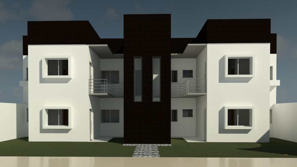 Apartamento em Primavera do Leste, no bairro Vertentes das Águas