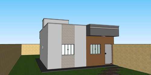 Casa, código 342 em Primavera do Leste, bairro Buritis V