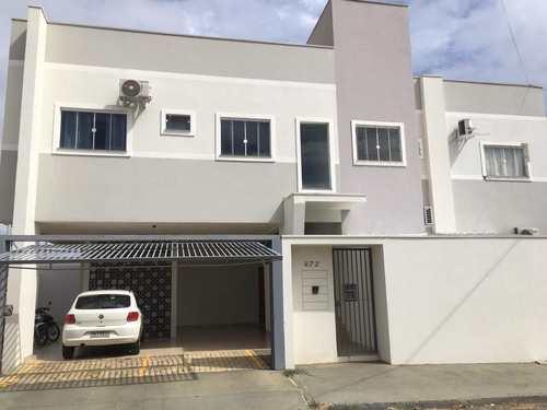 Casa, código 346 em Primavera do Leste, bairro Buritis II