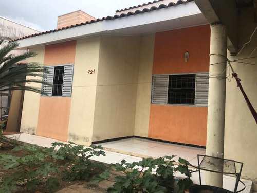 Casa, código 350 em Primavera do Leste, bairro Parque Eldorado