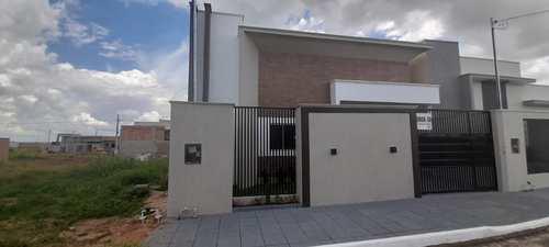 Casa, código 351 em Primavera do Leste, bairro Buritis IV