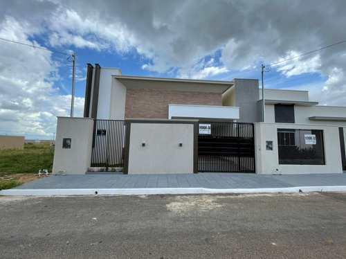Casa, código 352 em Primavera do Leste, bairro Buritis IV