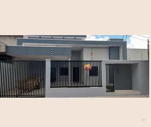 Casa, código 358 em Primavera do Leste, bairro Buritis I