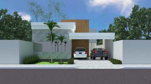 Casa, código 360 em Primavera do Leste, bairro Buritis II