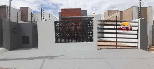 Casa, código 364 em Primavera do Leste, bairro Buritis IV
