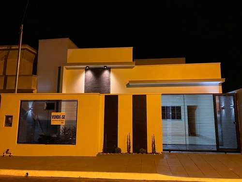 Casa, código 373 em Primavera do Leste, bairro Buritis IV