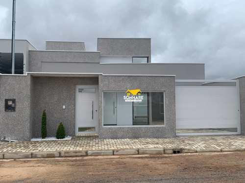Casa, código 388 em Primavera do Leste, bairro Buritis II