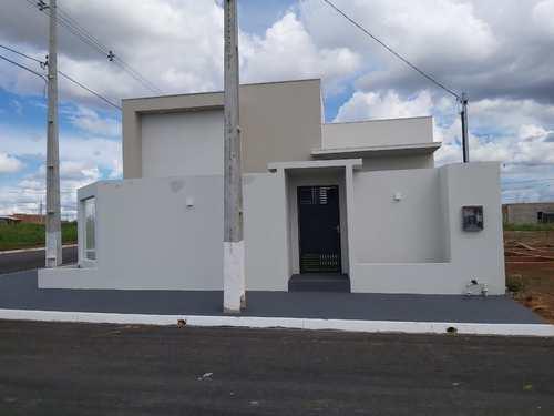 Casa, código 391 em Primavera do Leste, bairro Buritis V