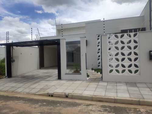 Casa, código 393 em Primavera do Leste, bairro Buritis II