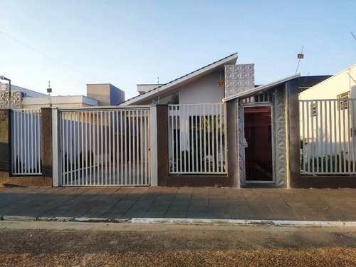 Casa, código 394 em Primavera do Leste, bairro Jardim Luciana