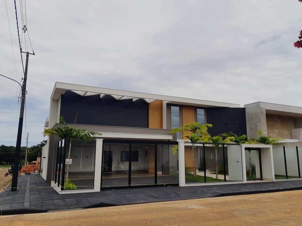 Casa em Primavera do Leste, no bairro Jardim Riva