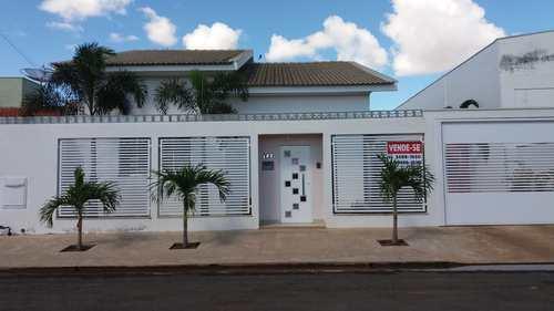 Casa, código 397 em Primavera do Leste, bairro Jardim Luciana