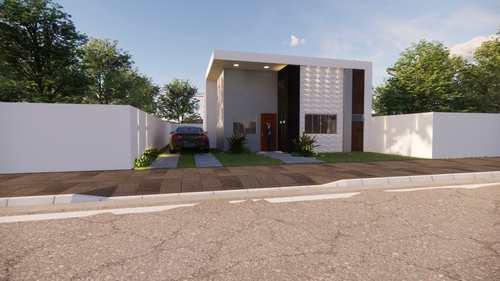 Casa, código 402 em Primavera do Leste, bairro Poncho Verde III - 4ª Ampliação