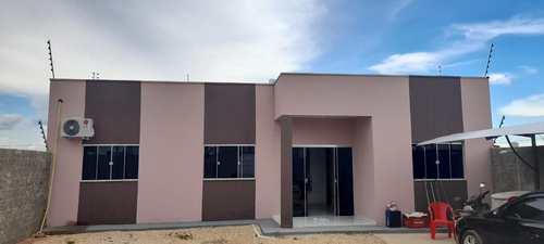 Casa, código 405 em Primavera do Leste, bairro Parque Eldorado