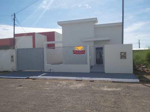 Casa, código 407 em Primavera do Leste, bairro Buritis II