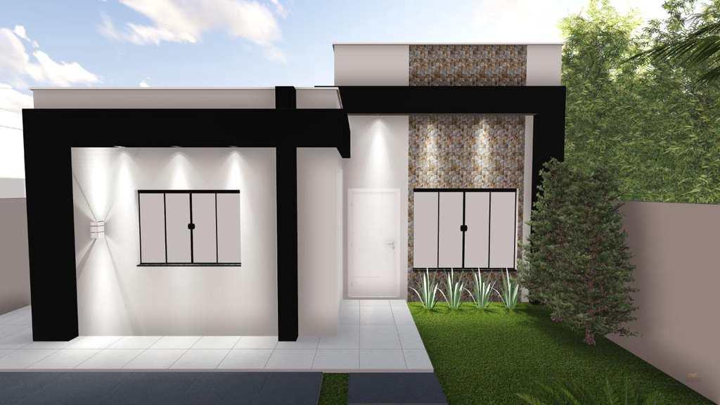Casa em Primavera do Leste, no bairro Buritis V