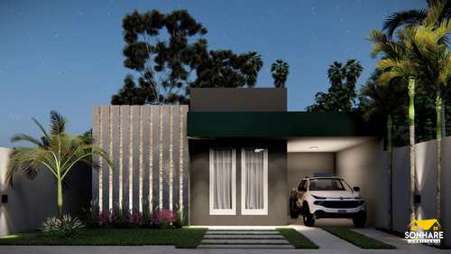 Casa, código 420 em Primavera do Leste, bairro Buritis V