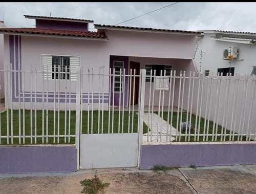 Casa, código 421 em Primavera do Leste, bairro Assentamento Bela Vista