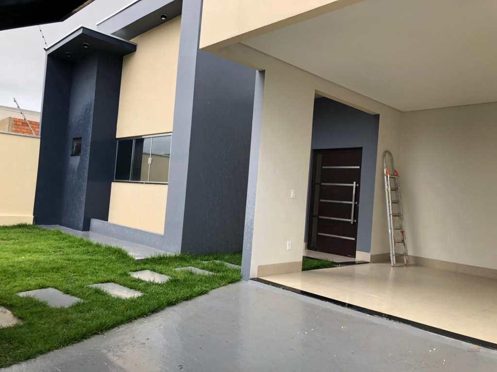 Casa em Primavera do Leste, no bairro Assentamento Novo Poxoréu