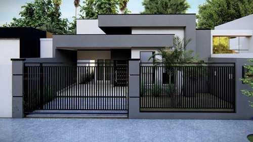 Casa, código 424 em Primavera do Leste, bairro Buritis V